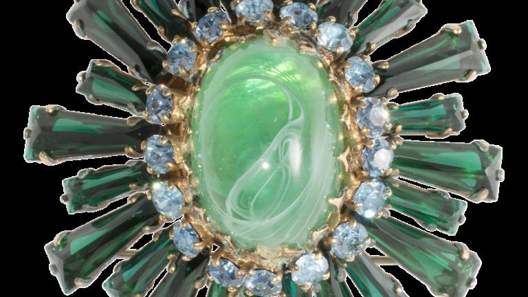 Schreiner Costume Jewelry Shines