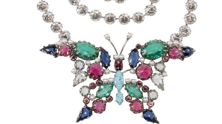 Solving the Unmarked Costume Jewelry Riddle