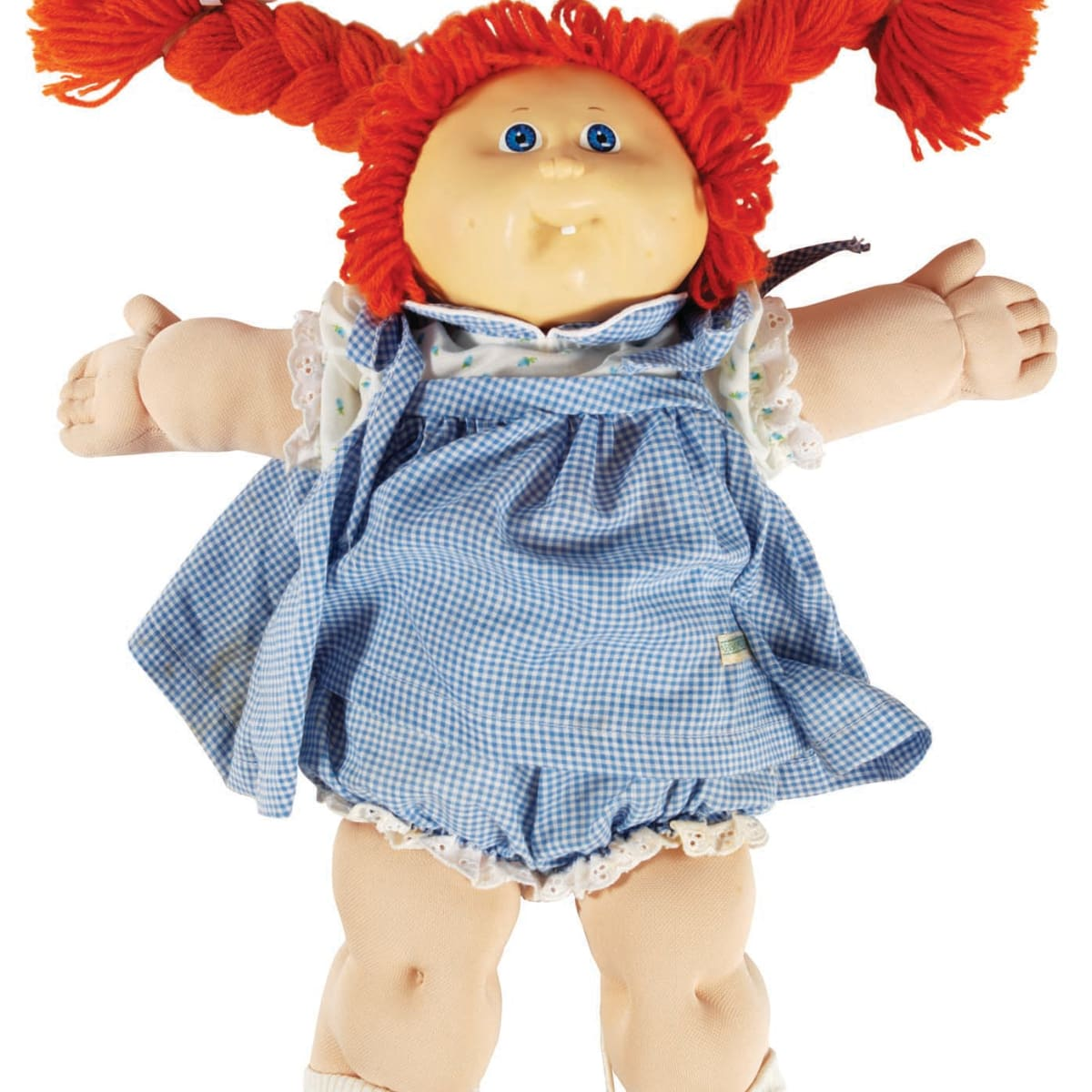 Cabbage Patch Kids Craze Born in 1980s   Antique Trader