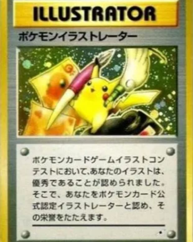 A PSA-graded mint-9-rated Pikachu Illustrator card sold for a whopping $233,578.