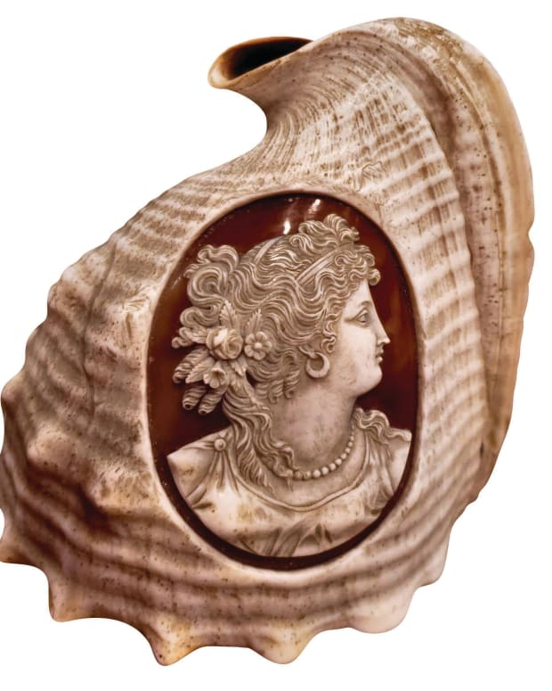 Cameo shell