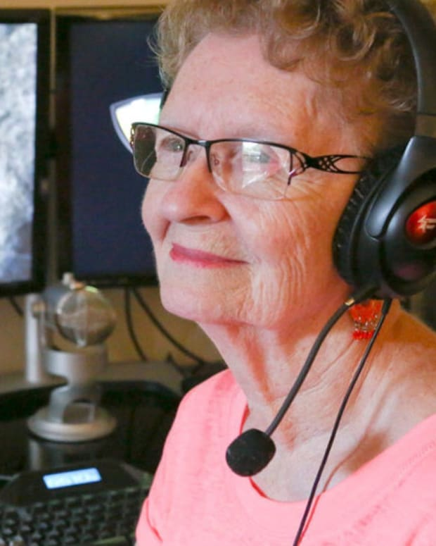 The Gaming Grandma, Shirley Curry