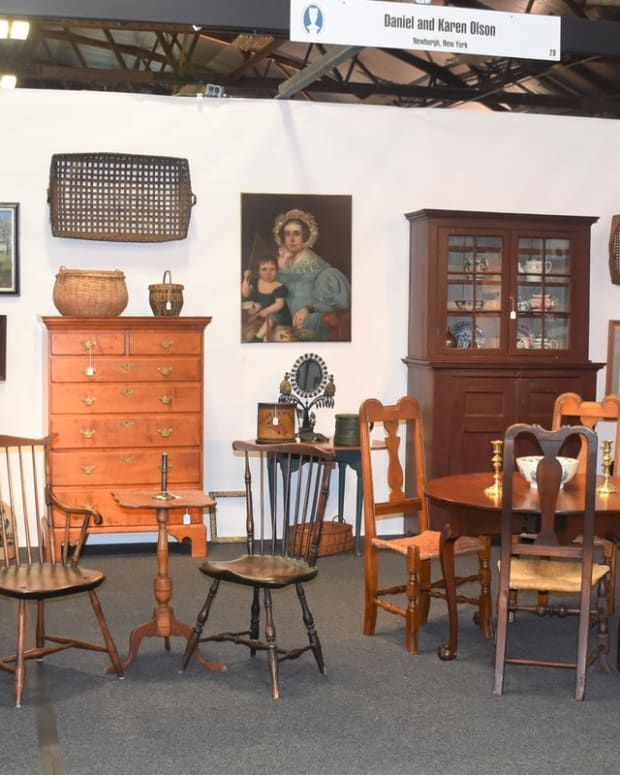 Semi-annual York Antiques Show & Sale