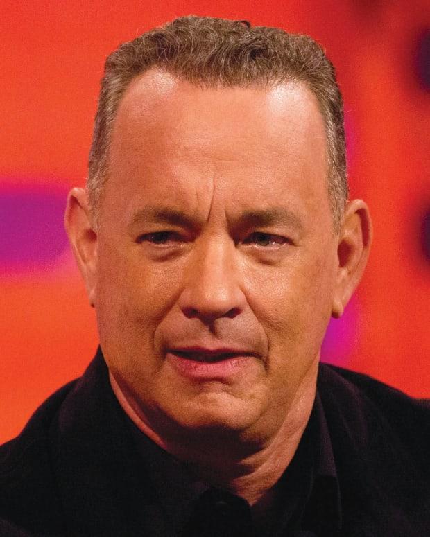 Tom Hanks, typewriter lover