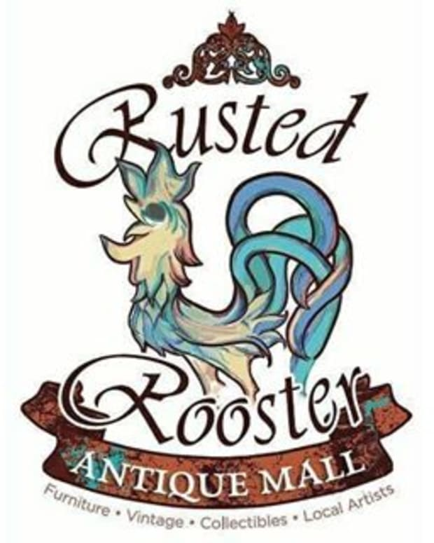 rusted rooster