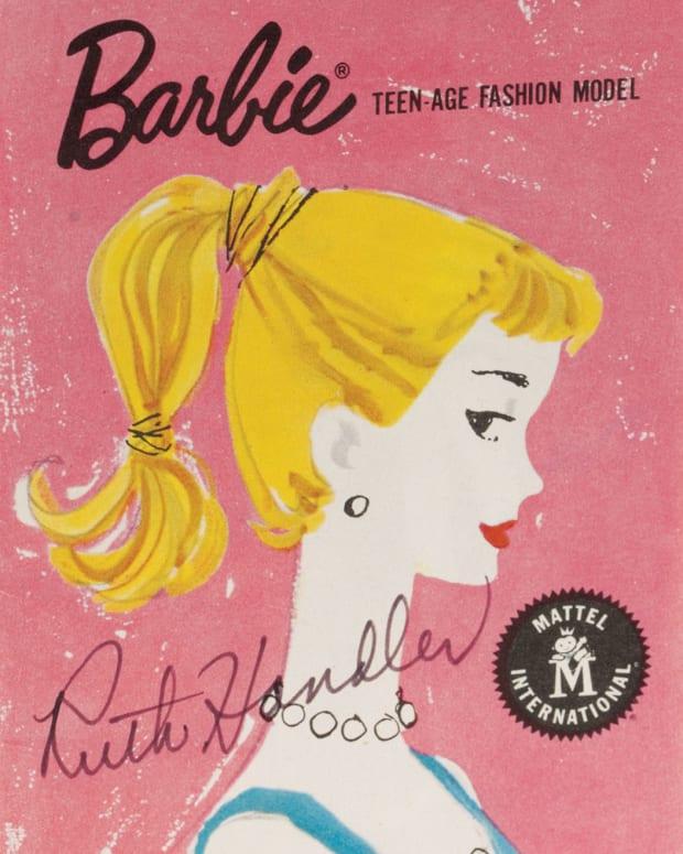 barbie catalog