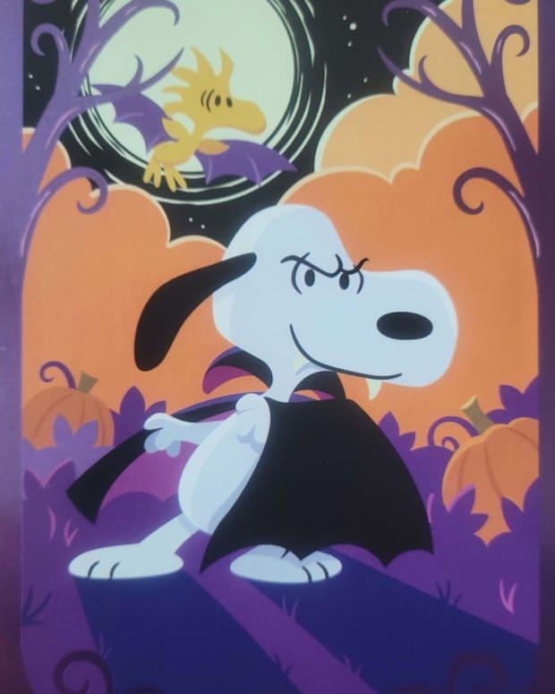 Snoopy Halloween 2