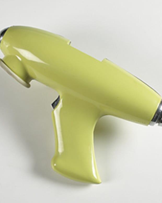 Yellow Ice Gun