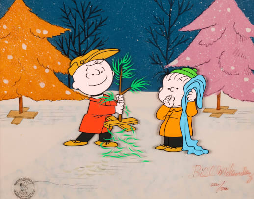 Charlie Brown ChristmasPK