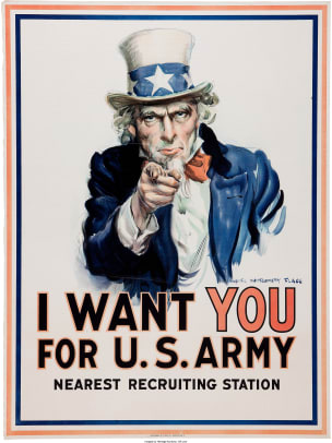 Flagg_Uncle_Sam_Poster copy
