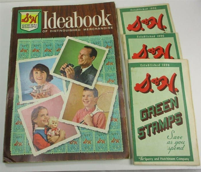 S&H 1965 Ideabook offered by eBay seller kdconway for $16.99.
