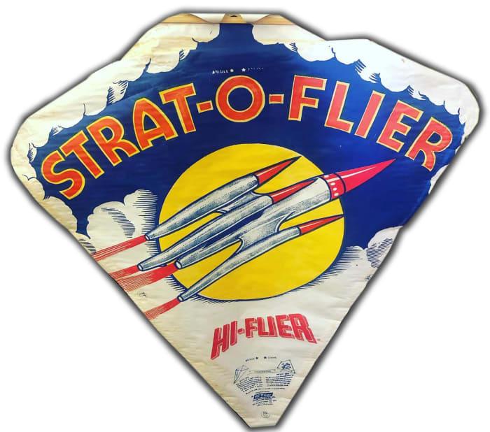 Strat-O-Flier Hi-Flier Kite