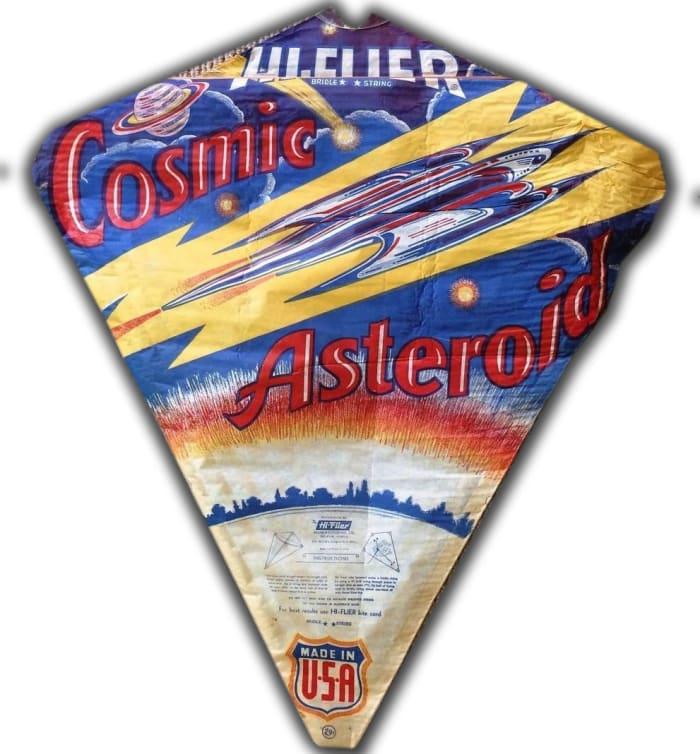Hi-Flier Cosmic Asteroid