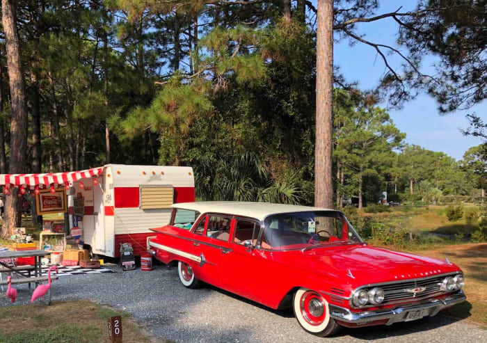 1969 Shasta camper
