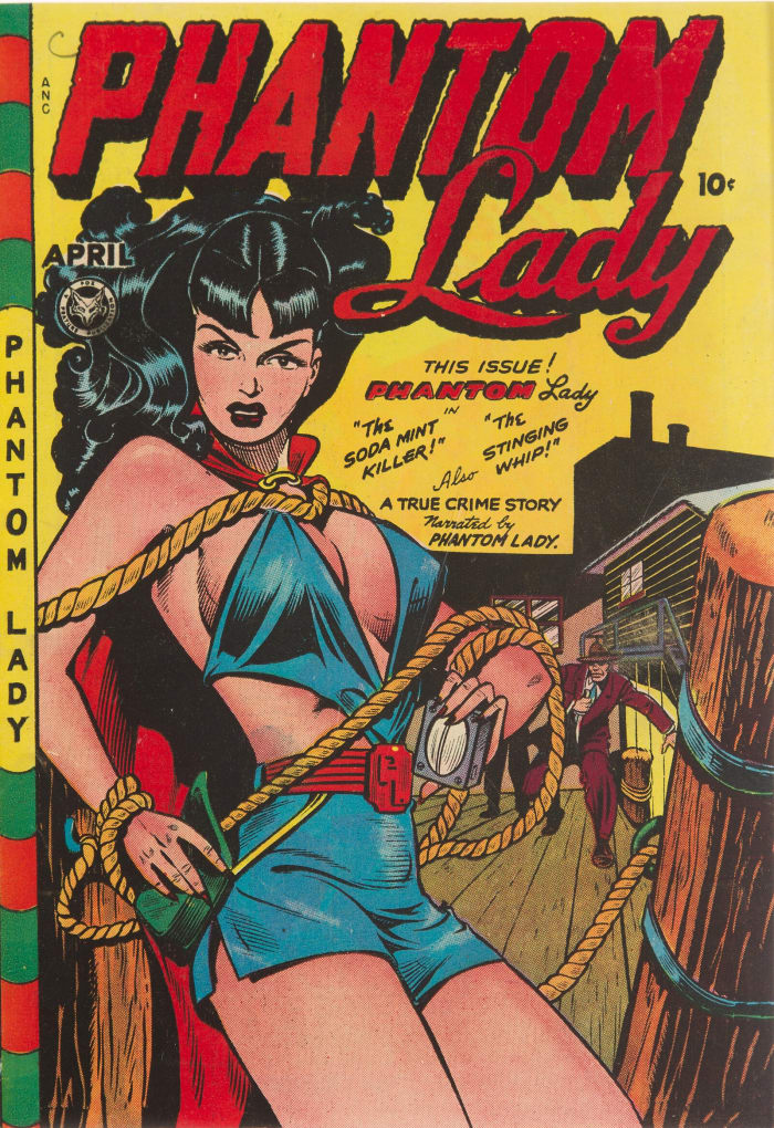 Phantom Lady #17 from The Promise Collection broke a record at Heritage Auctions after selling for $456,000.