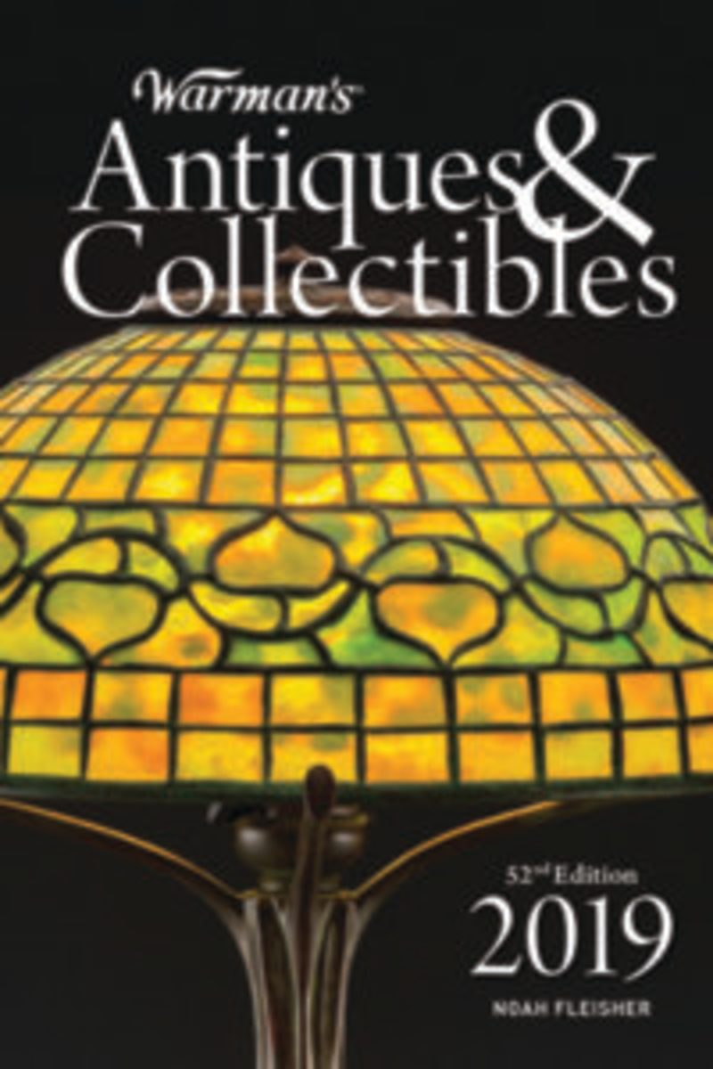 Warman's Antiques & Collectibles, 52nd edition
