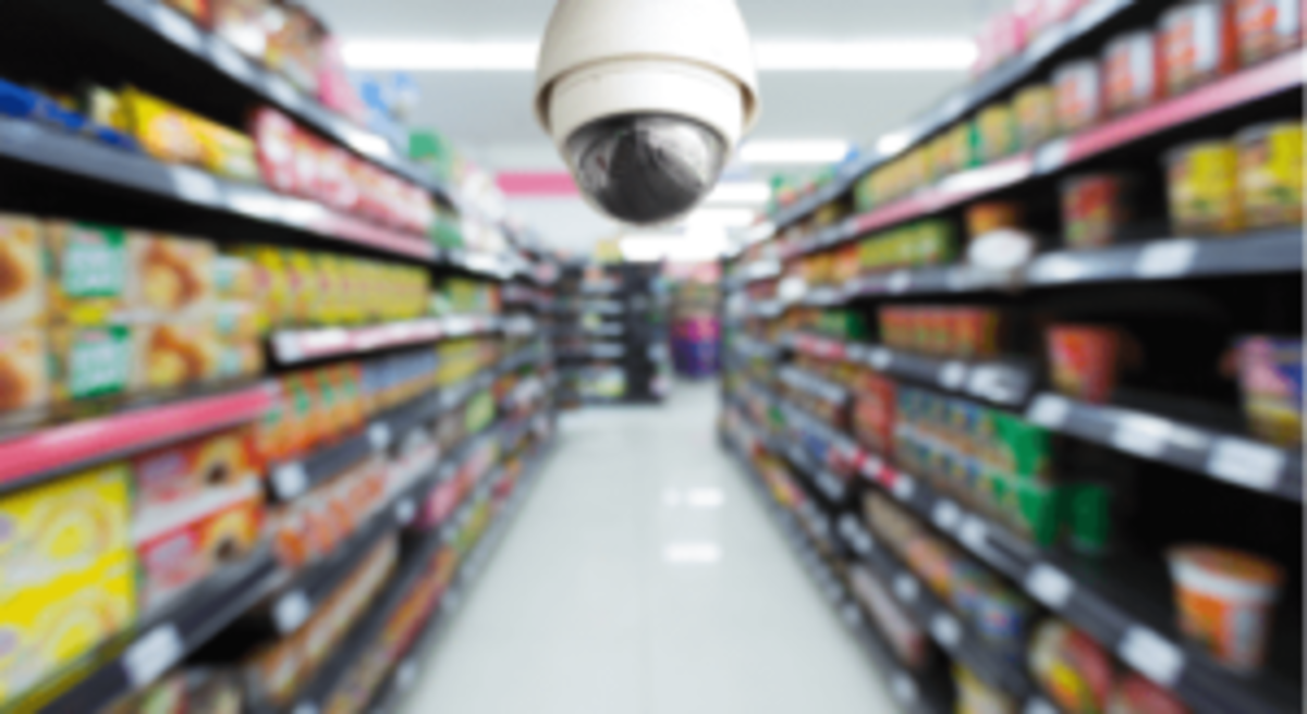 Cameras are a popular option for preventing thefts. However, what's a shop owner to do if there isn't money in the budget?