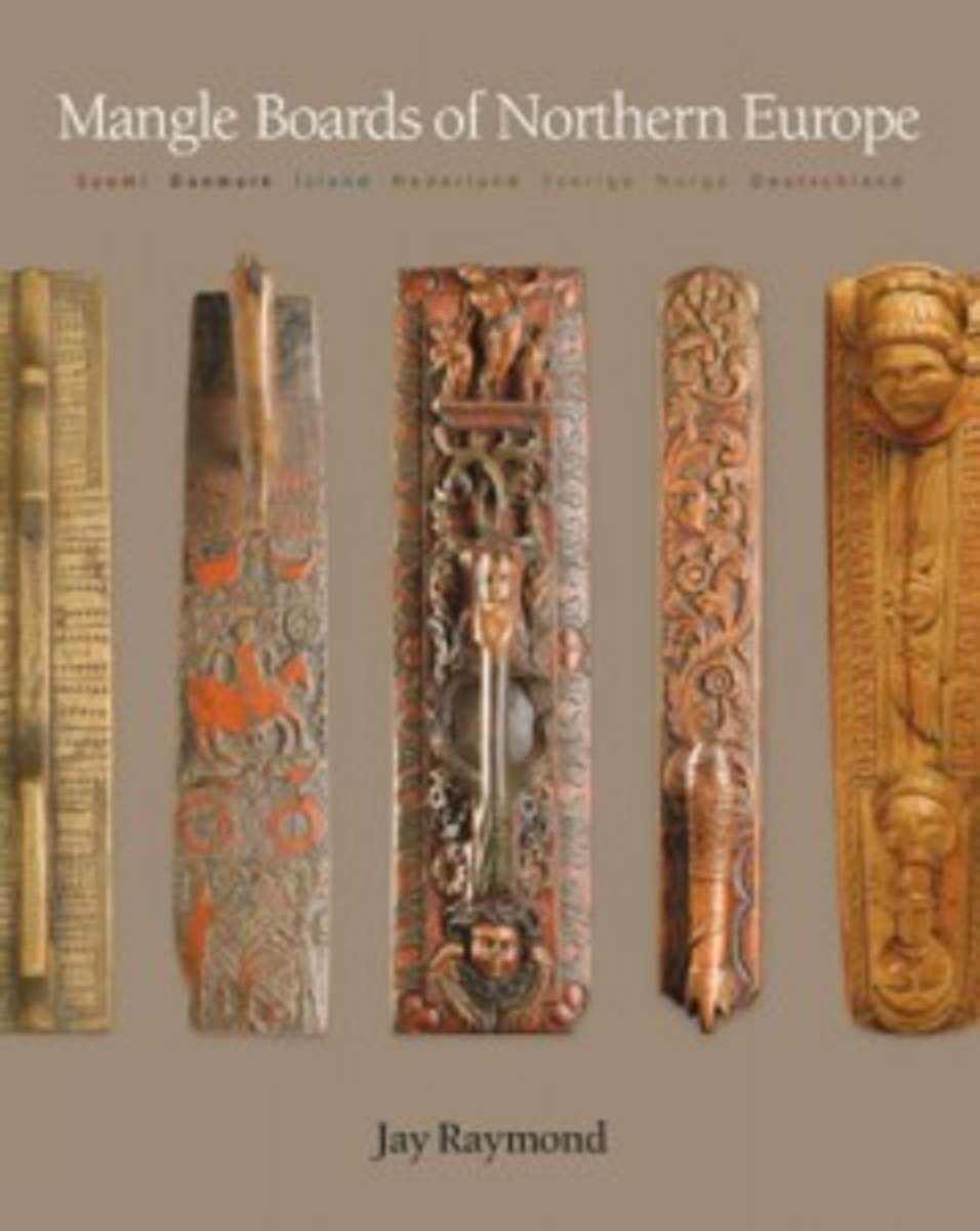 Mangle Boards of Northern Europe