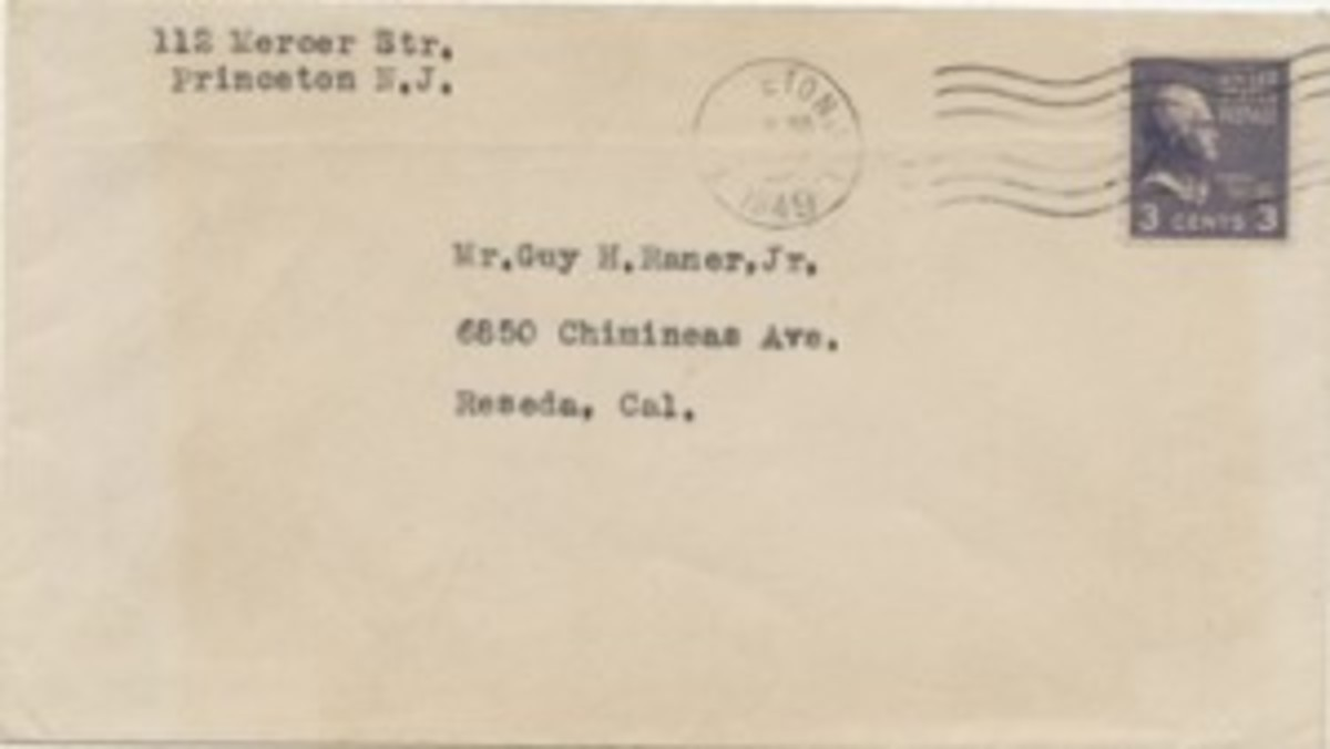 Einstein envelope