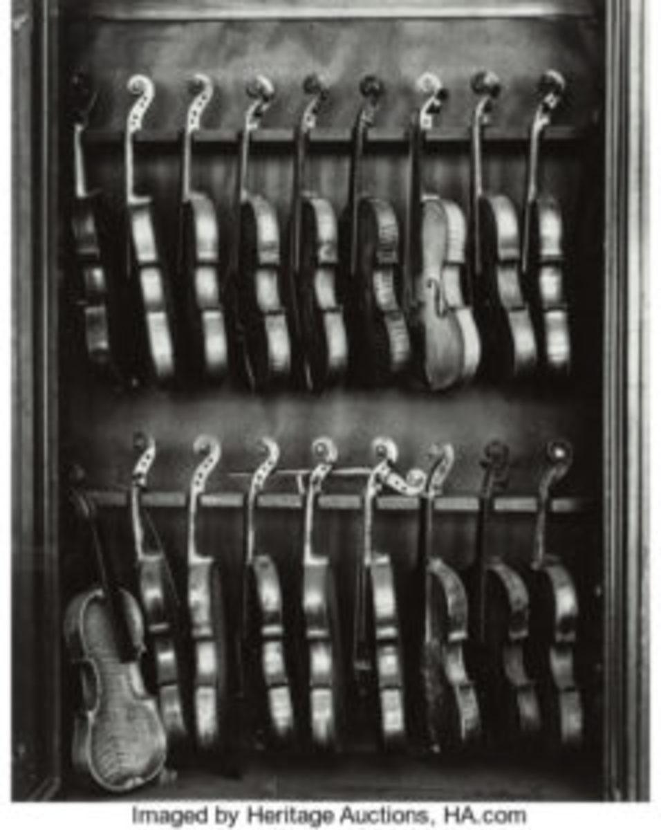 Violins photo