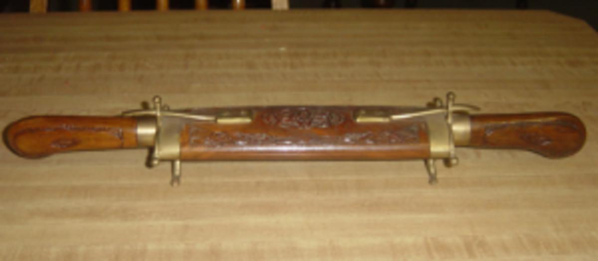Kashmiri knife