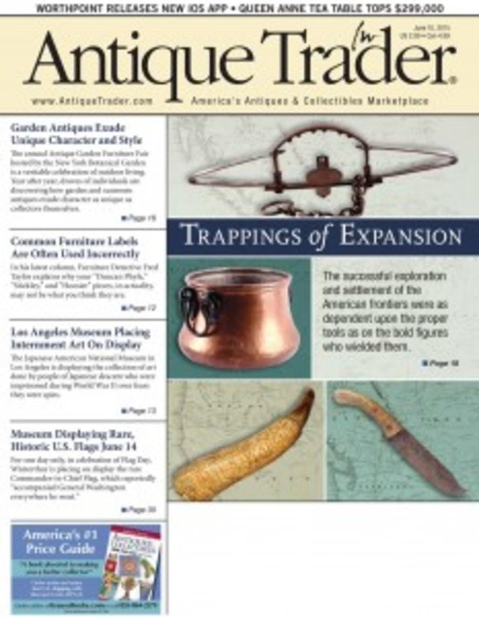 Antique Trader September 2015
