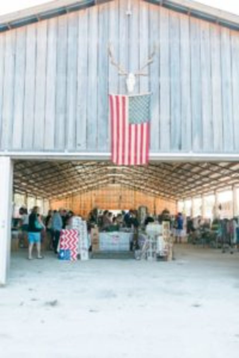The J-5 Ranch Barn Sale is returning to Okeechobee on Saturday, April 13, 2019.