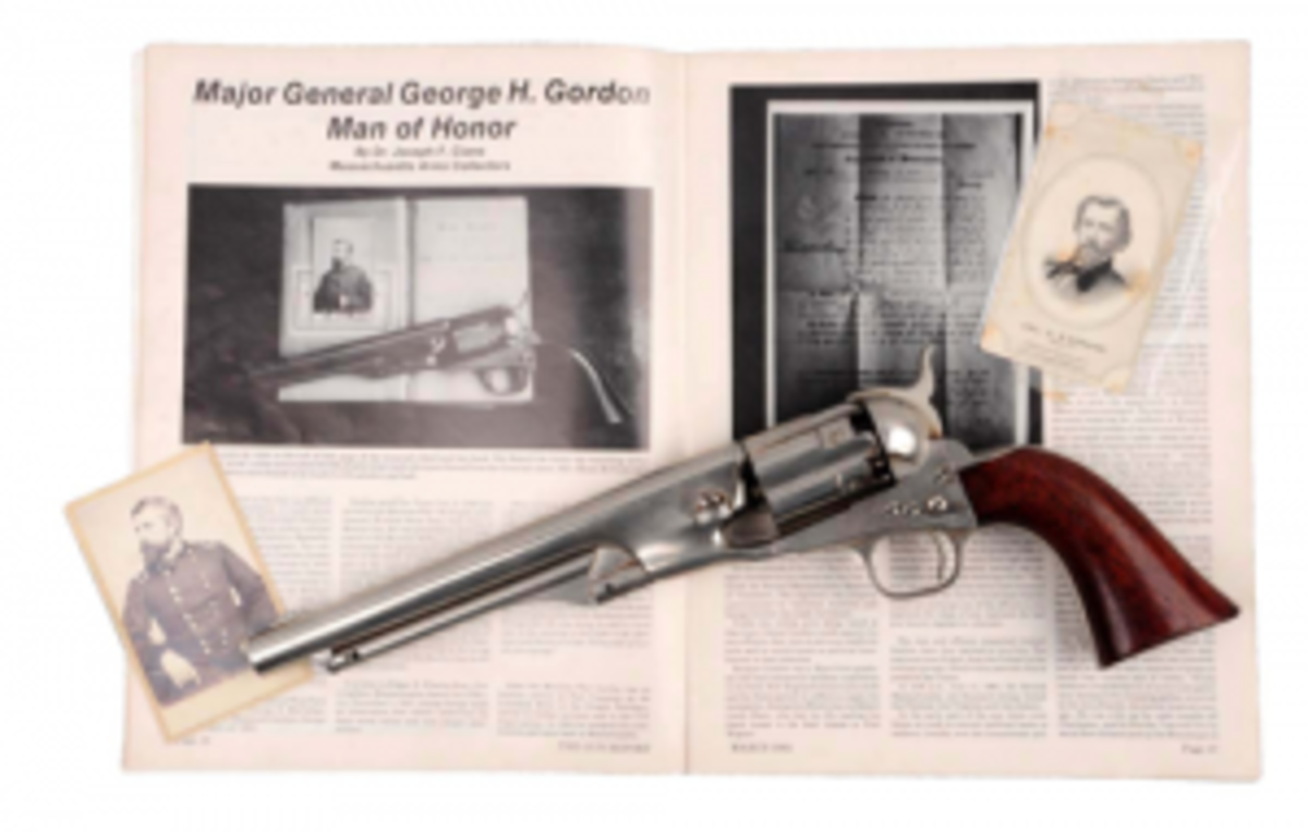 Gordon revolver