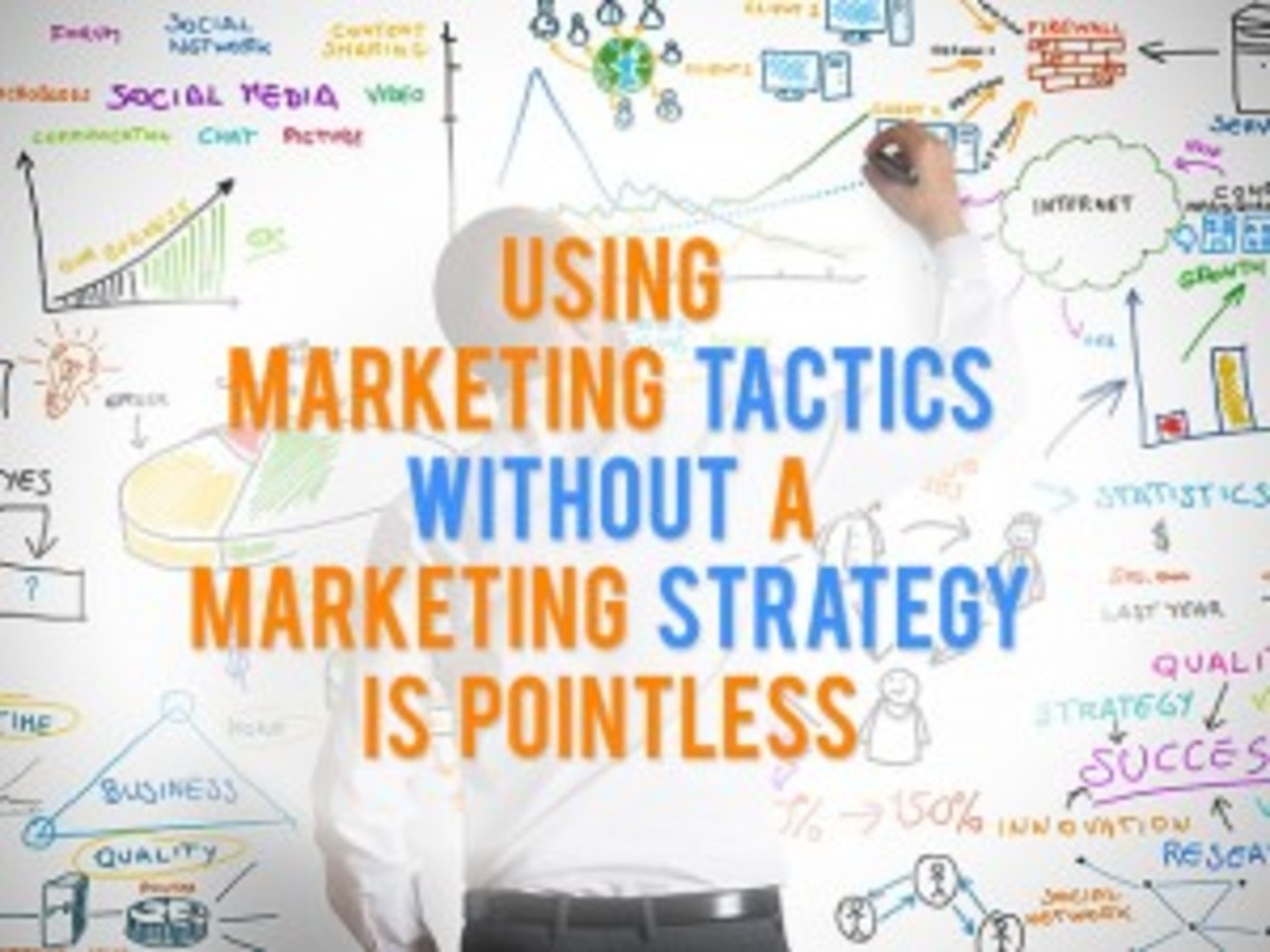 Marketing without strategy