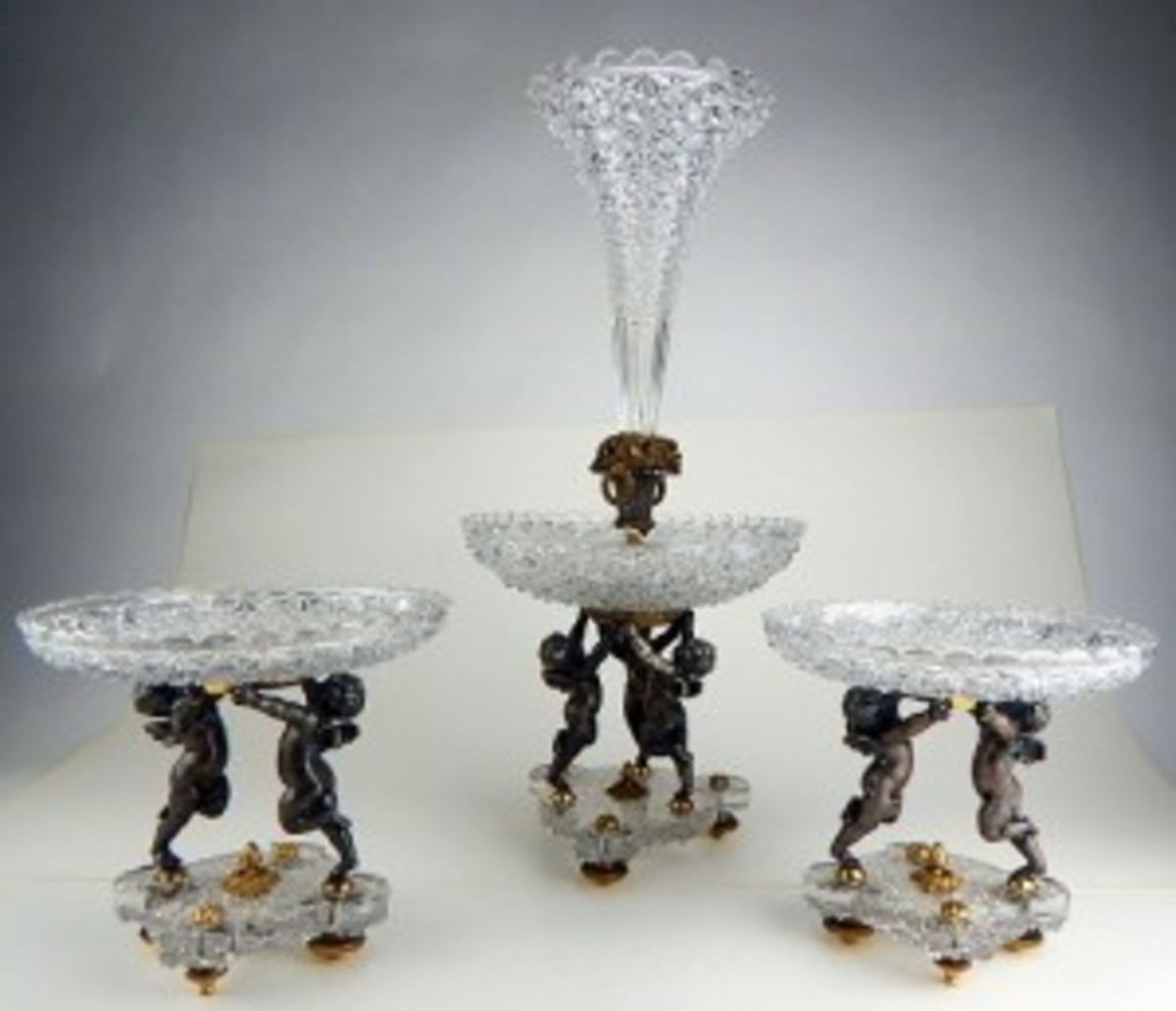 Baccarat ensemble