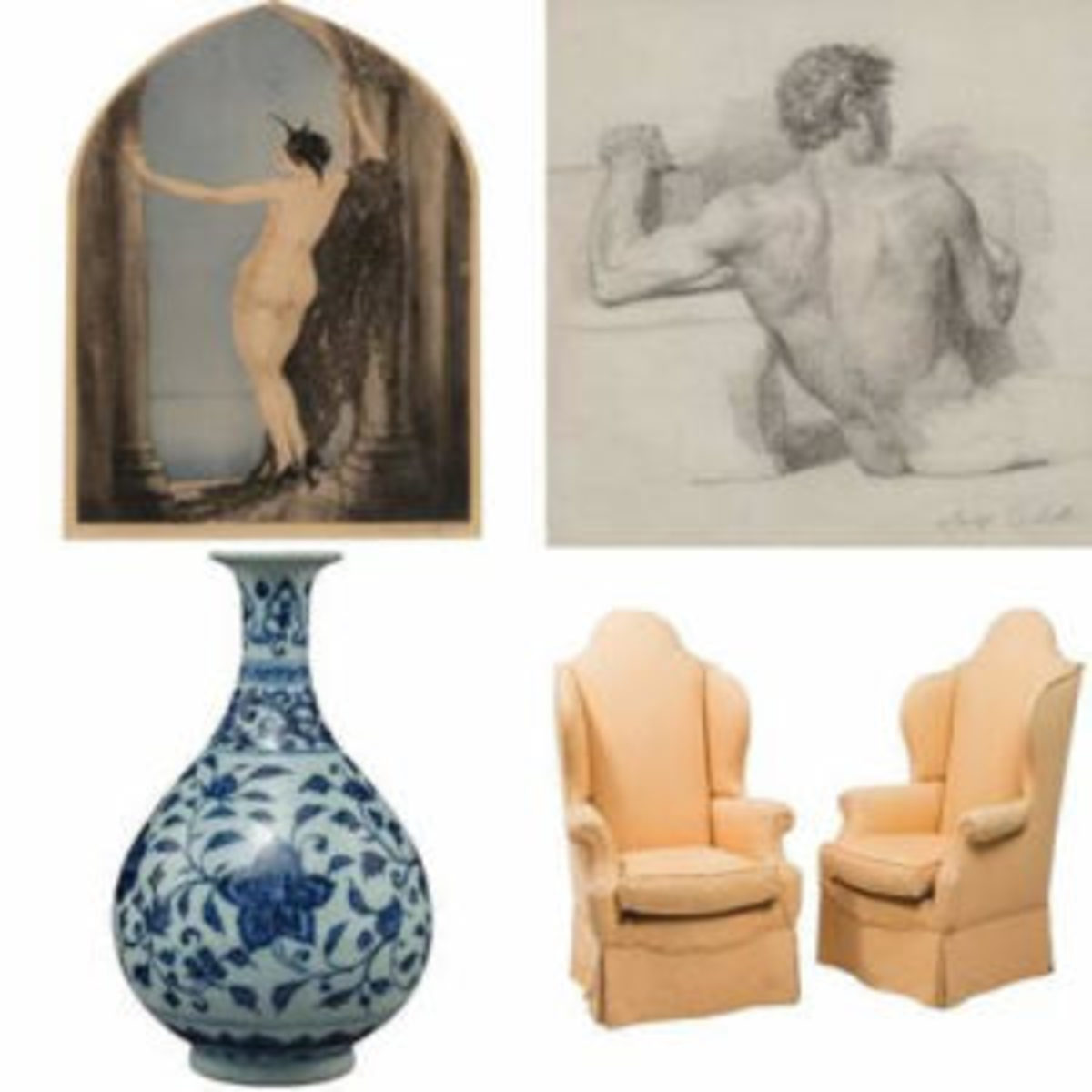 Heritage Auctions launches monthly Fine Art auctions in the summer of 2019. Photo courtesy Heritage Auctions