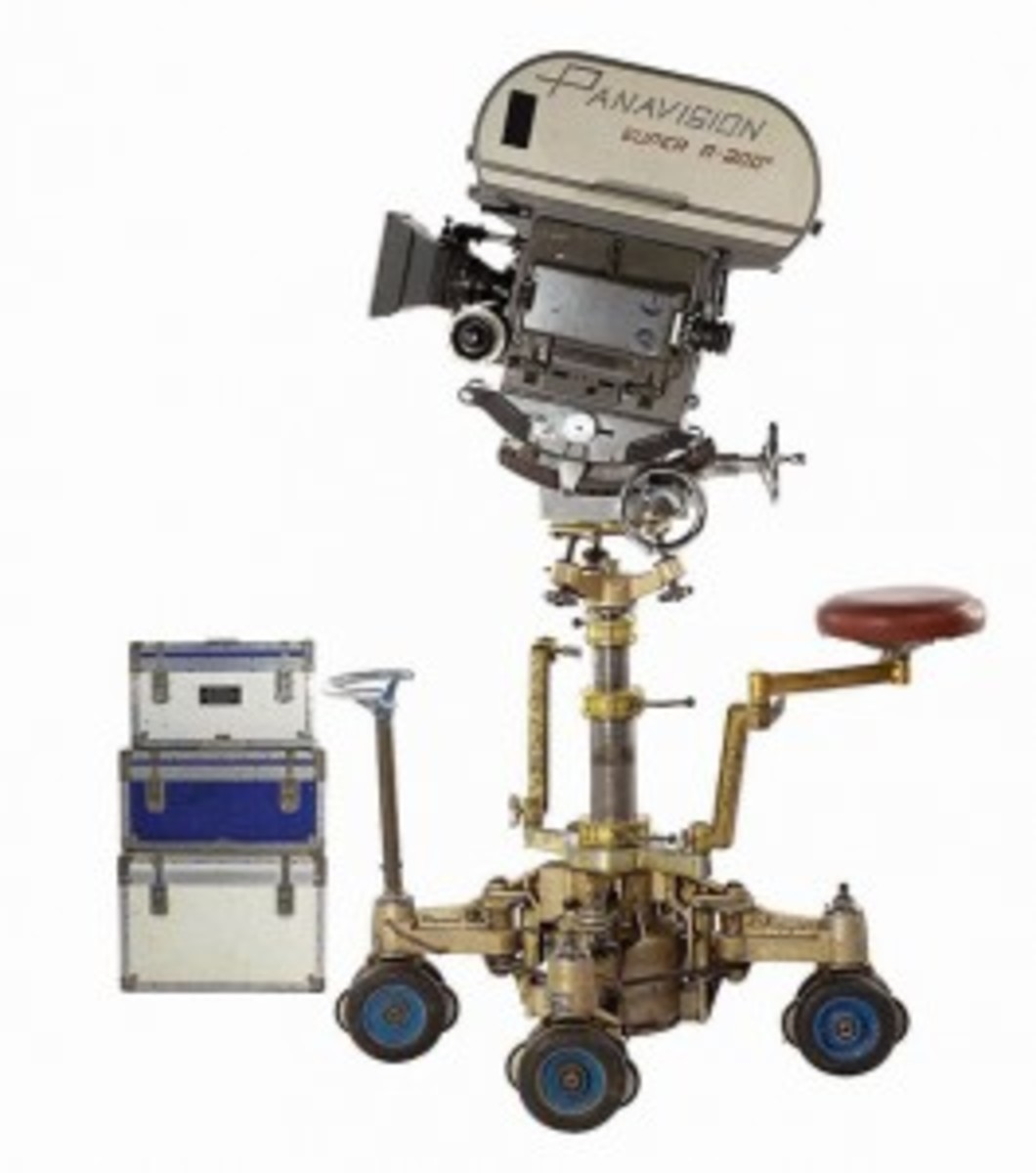 Exorcist film equipment