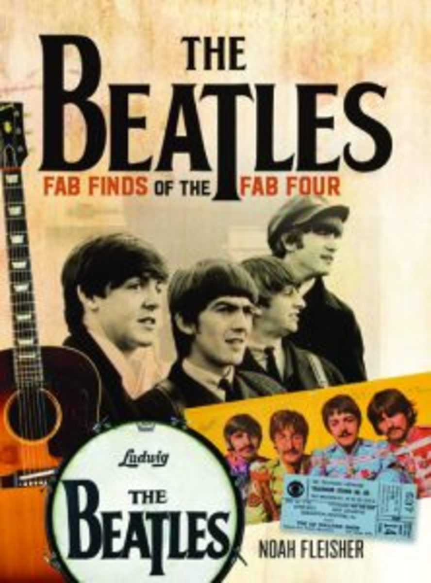 The Beatles: Fab Finds of the Fab Four