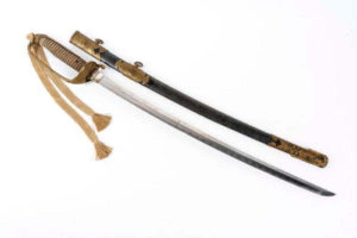 17th century Katana