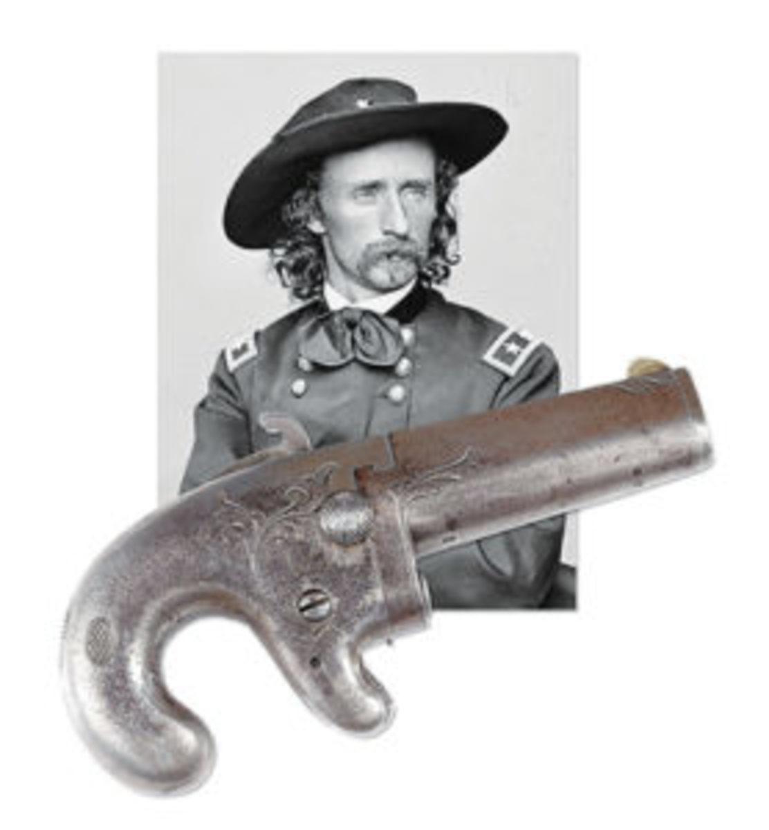 Custer's Derringer