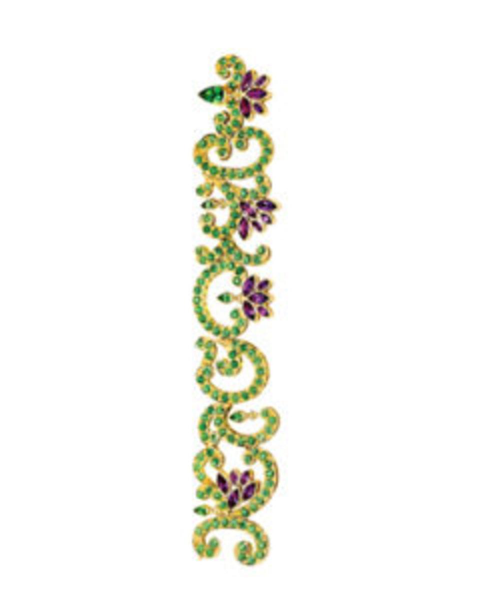 'Lotus Bracelet'