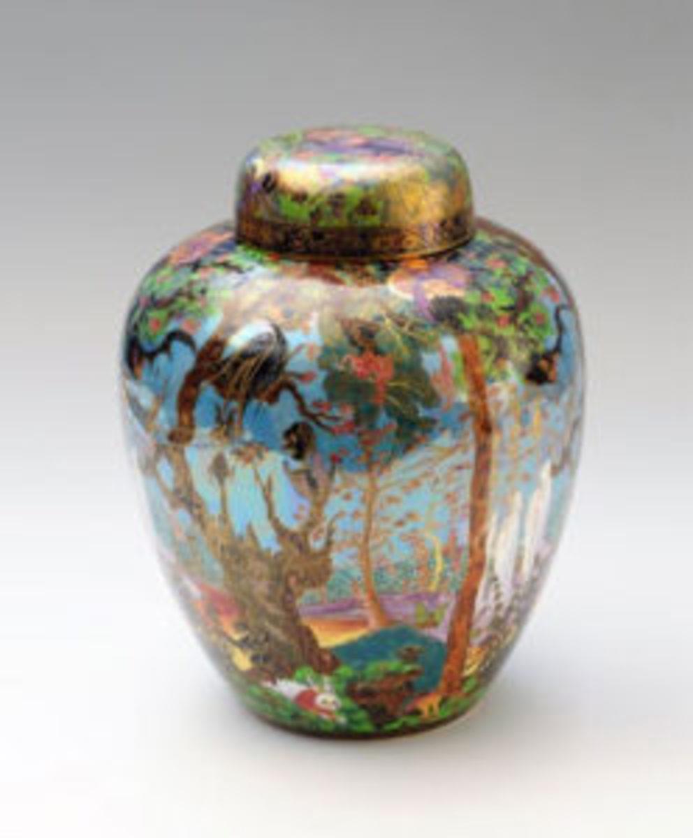 Wedgewood vase