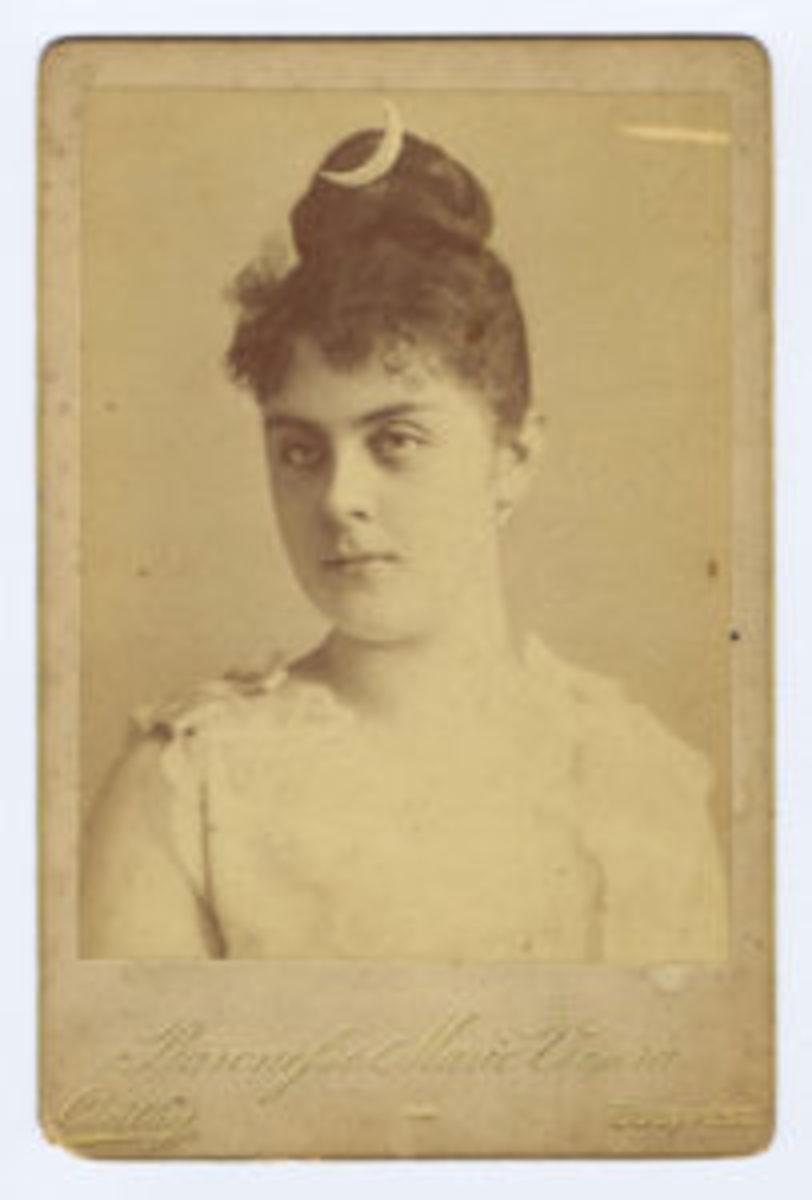 Baroness Marie Vetsera