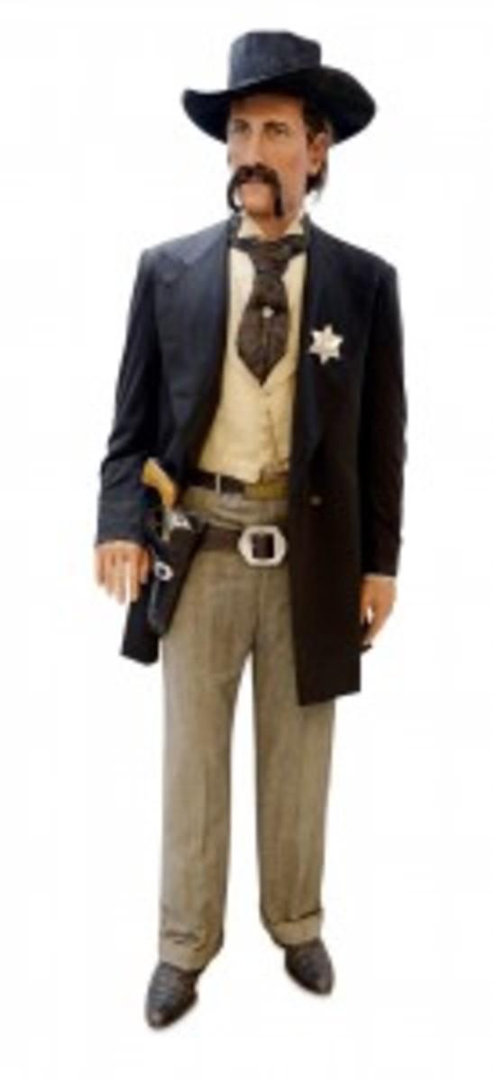 Wyatt Earp - photo credit Ron Plasse
