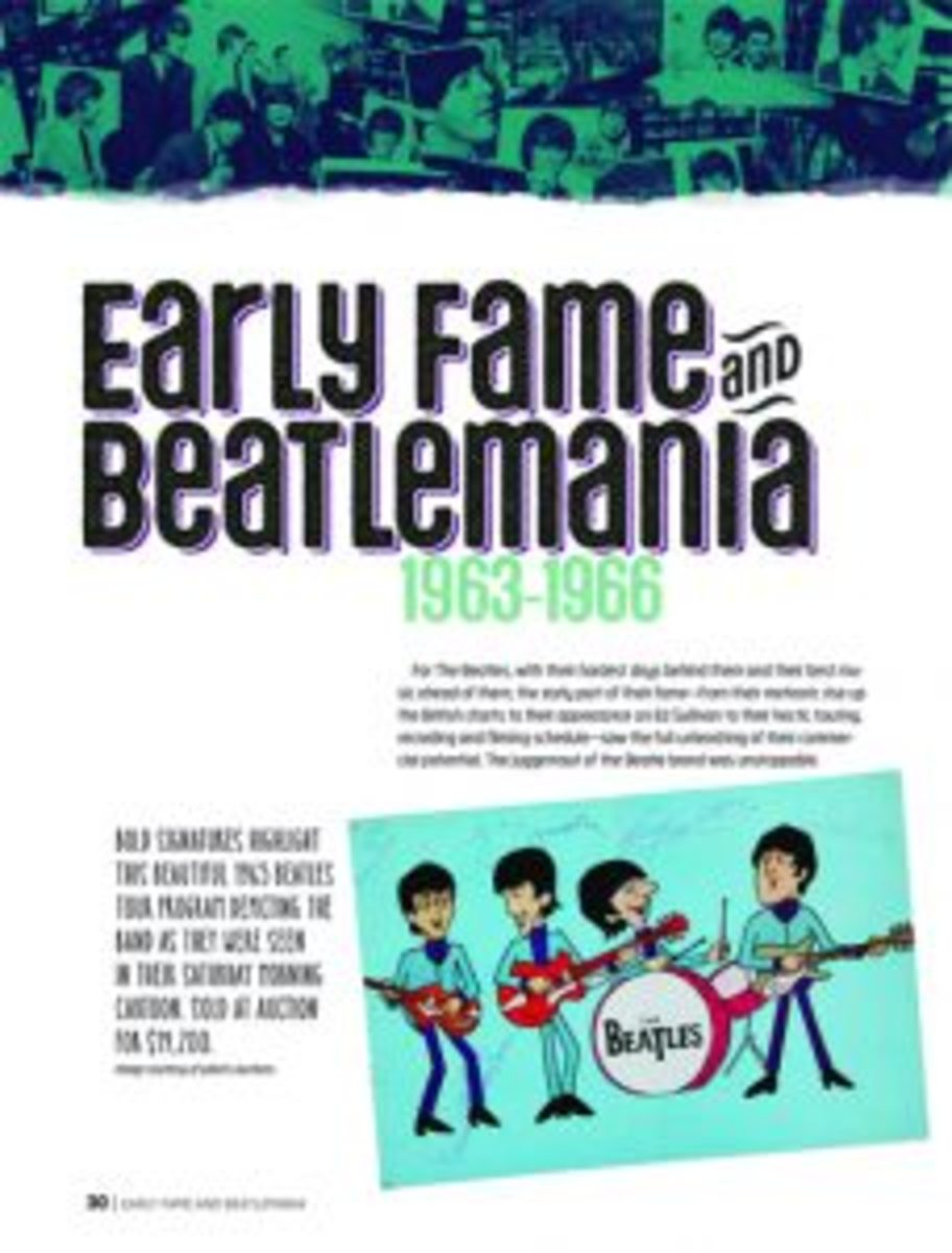 "Chapter introduction of ""The Beatles"""