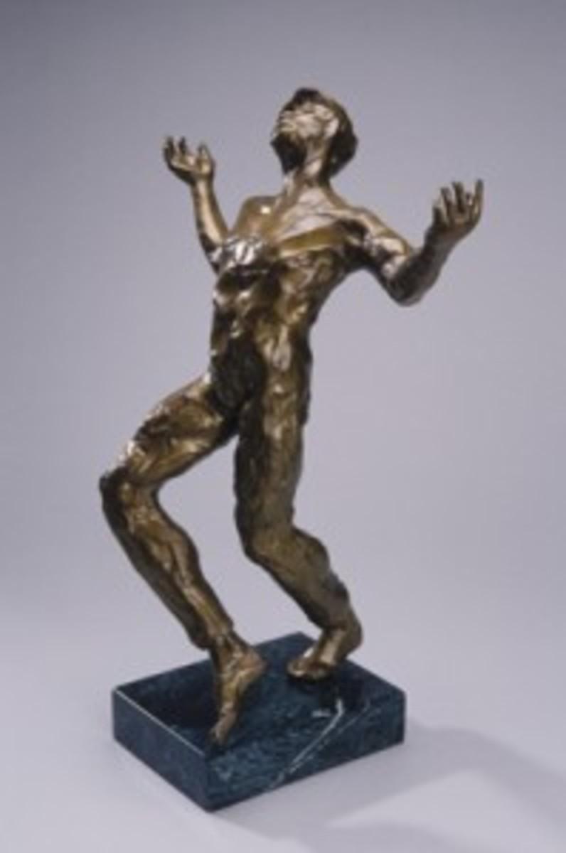 Song of Zorba sculpture