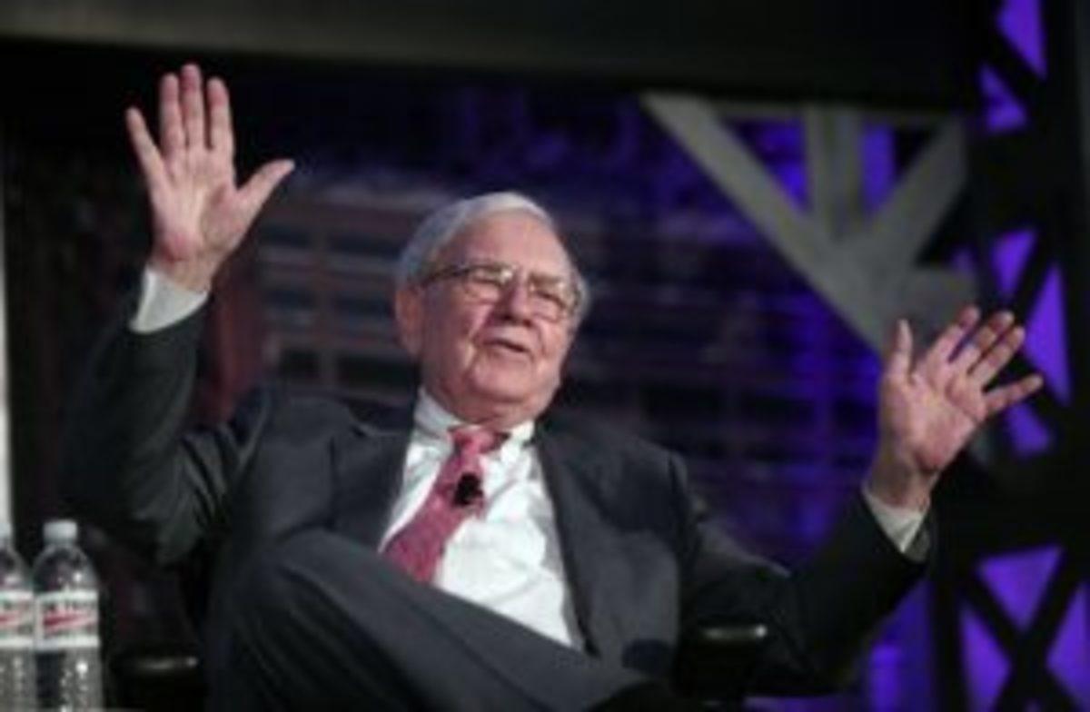 Warren Buffett. Photo by Bill Pugliano/Getty Images