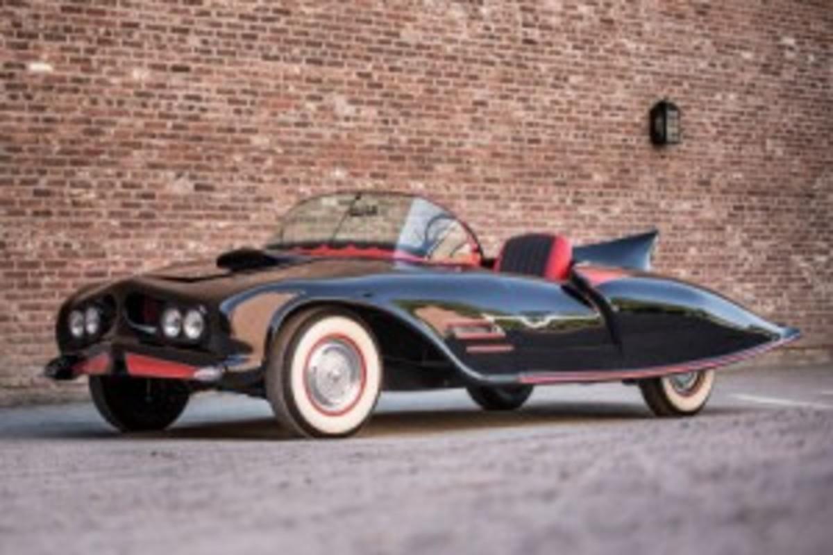 Batmobile 1963