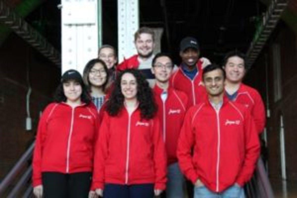 Jasper52 team photo