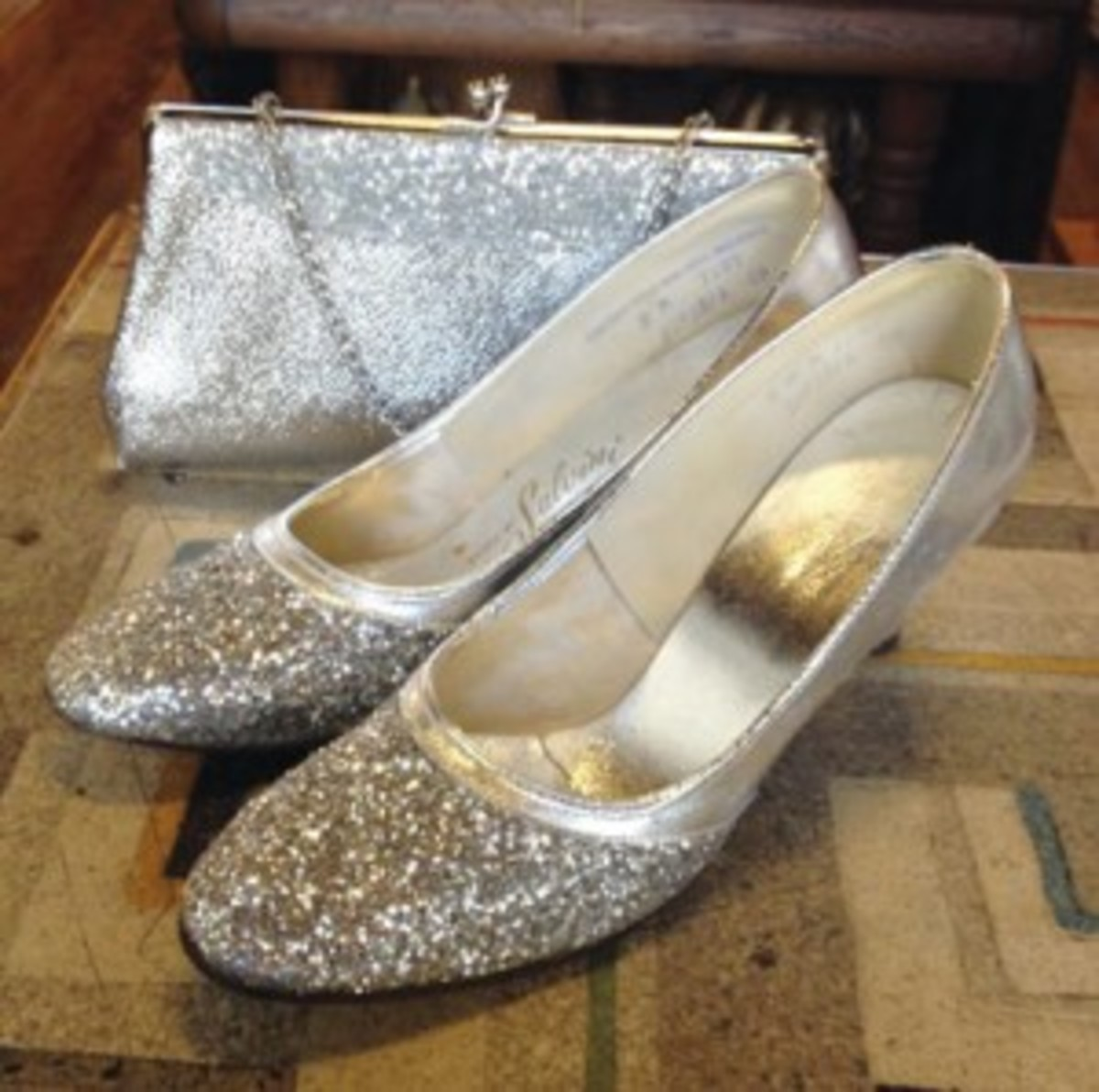 Second Chance Antiques shoes and handbags