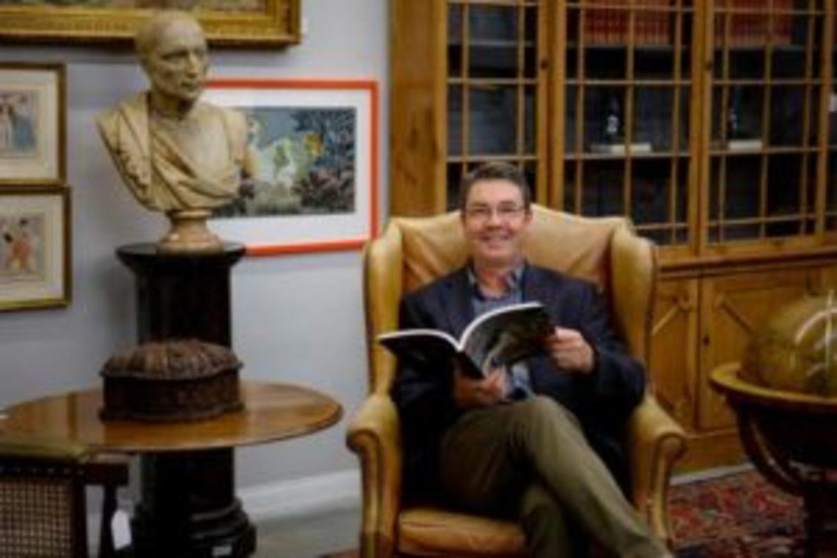 Auctioneer Andrew Jones