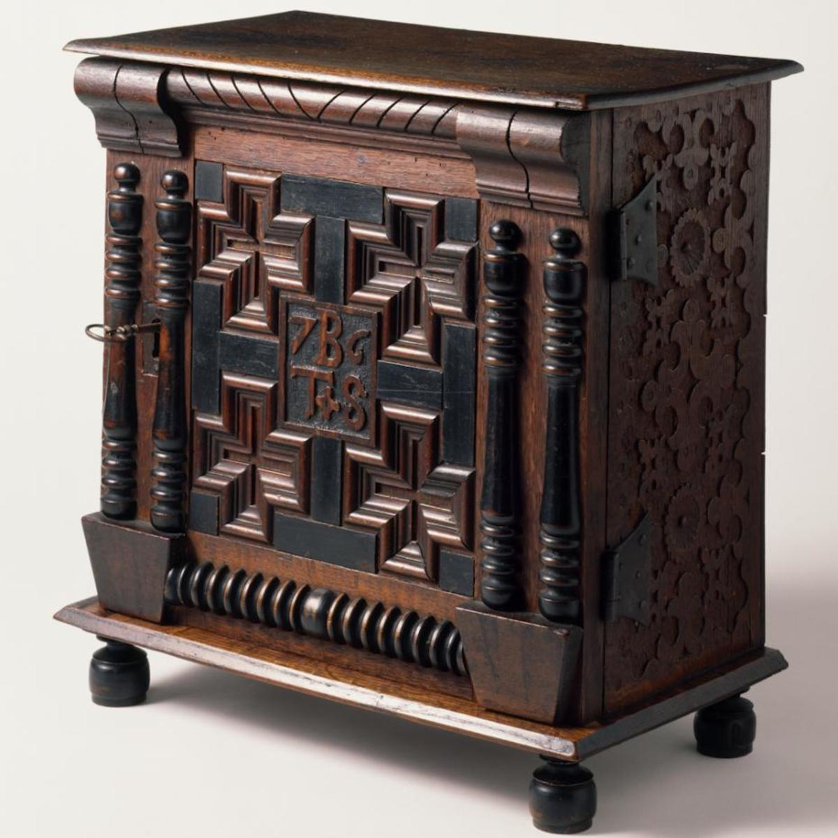 Winterthur Museum cabinet