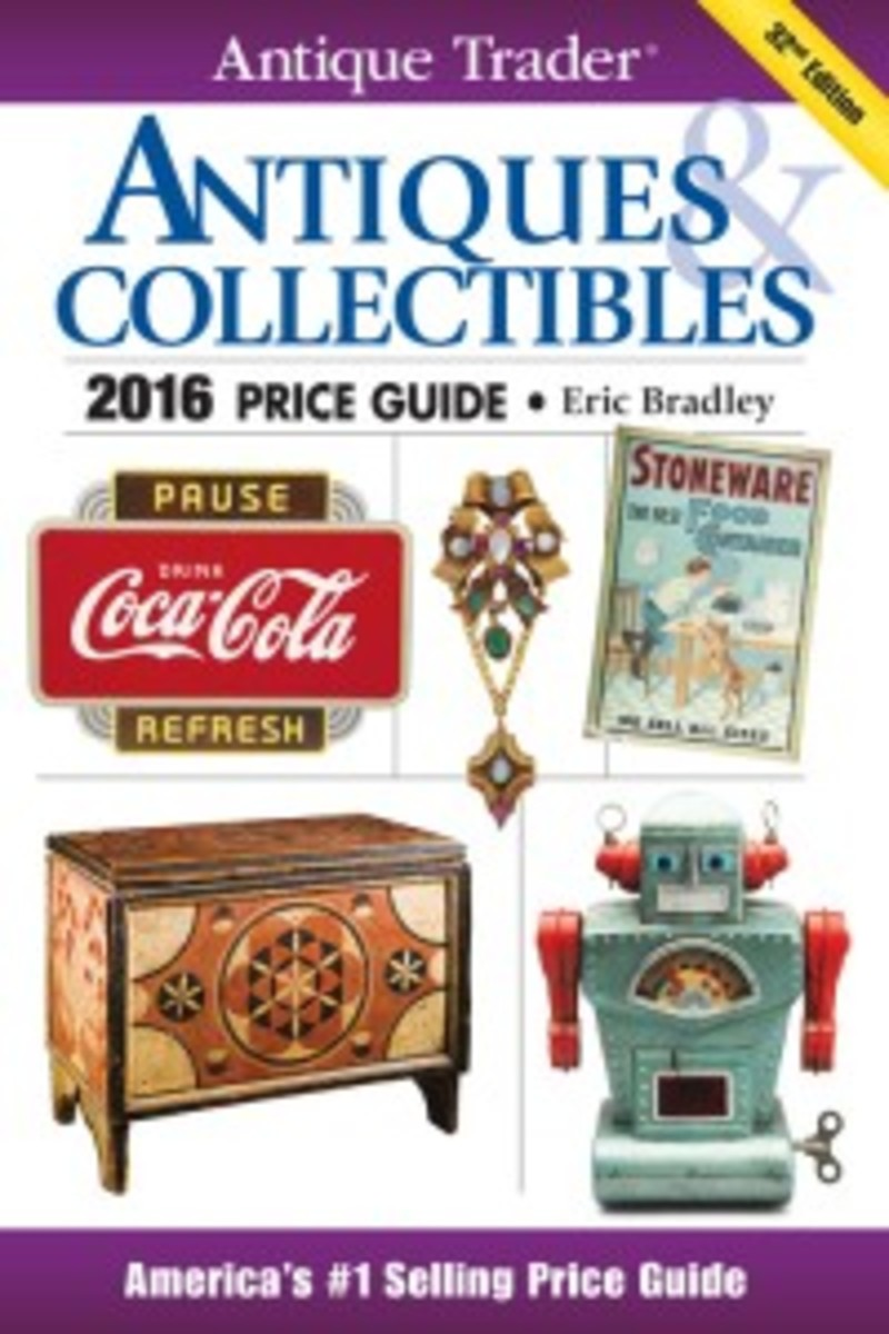 Antique Trader A&C 2016 Price Guide