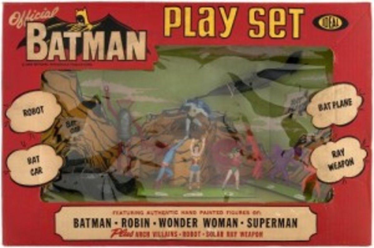 Batman play set
