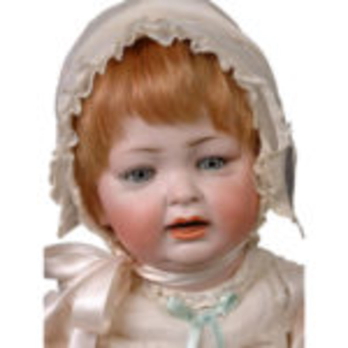 Hertel & Schwabb character baby doll. Courtesy of Ruby Lane